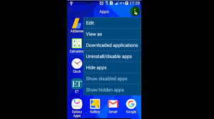 delete apps android how to delete apps in android phone