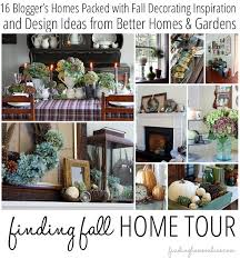 home decorating ideas 2013 fall decorating finding fall home tours 2013 finding home farms