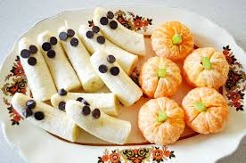 owl fruit tray food pinterest trays halloween fun decor ideas how