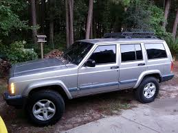 jeep samurai for sale 2000 jeep cherokee it wasn u0027t supposed to be a project builds