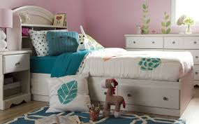 Bedroom Set America Make South Shore Country Poetry Platform Customizable Bedroom Set