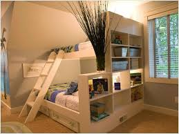 Shared Kids Bedroom Storage And Organisation Ideas  Some - Clever storage ideas bedroom