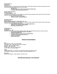 Stage Manager Resume Template Esl Application Letter Ghostwriters Site Uk Best Curriculum Vitae