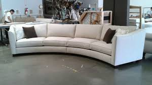 round sectional couch quickly rounded sectional sofa curved sofas for small spaces http