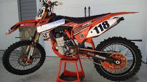 2015 ktm motocross bikes 2015 ktm 450 built by munn racing for sale bazaar motocross