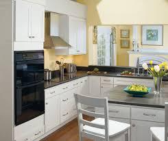 Alpine White Shaker Style Kitchen Cabinets Homecrest - Shaker style kitchen cabinet