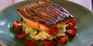 cuisine gordon ramsay recipe how to cook crispy salmon humans are not broken