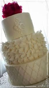 white wedding cake by inge u0027s cup u0026cake factory inge u0027s