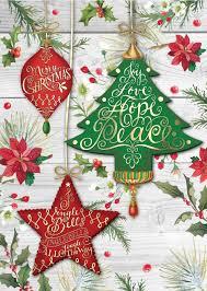festive ornaments cards punch studio fairyglen