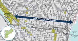 Urban Gardening Philadelphia - brooke fotheringham spring garden street greenway u2022 philadelphia