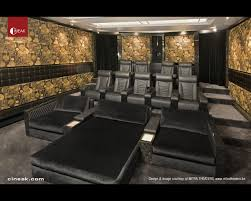 Modern Media Room Ideas - media rooms seating cool teenage rooms 2015