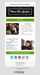 ngo brochure templates best charity email templates for ngos welfare societies mailget