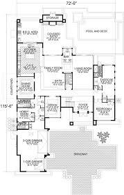 plan w32051aa contemporary florida style home plan e