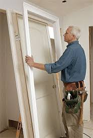 Installing Prehung Interior Doors How To Install A Prehung Interior Door With Split Jamb Www Napma Net