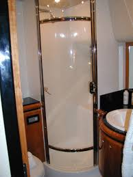 Curved Shower Doors Yacht Door Sliding Curved Shower Trend Marine Products