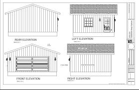 24 x 24 garage plans g219 24 x 20 garage plan blueprints free house plan reviews