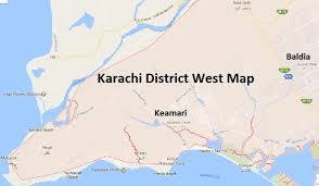 map of karachi karachi district west uc list mna mpa seats کراچی ضلع غربی