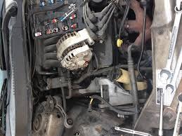 power steering pump removal problem taurus car club of america