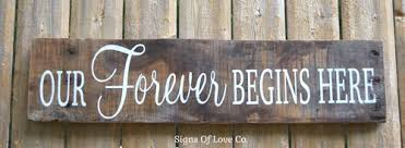 wedding sayings for signs rustic sign june 2015