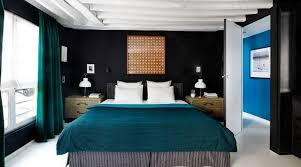 chambre noir et turquoise chambre noir et turquoise maison design sibfa com