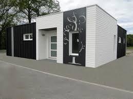 bureau ossature bois bureau professionnel à challans en ossature bois par maison bois