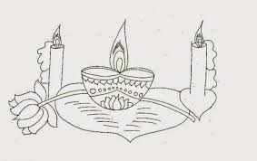 coloring pages of diwali 28 images diwali coloring pages only