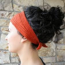 headband wrap wrap and tie headband pattern knitting patterns and crochet