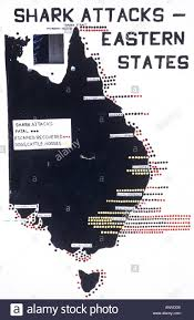 Florida Shark Attack Map Shark Attacks Stock Photos U0026 Shark Attacks Stock Images Alamy