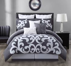 100 Cotton Queen Comforter Sets Black And White Comforter Sets Smoon Co