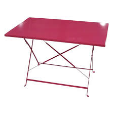 table jardin pliante pas cher table de jardin 70x110 cm achat vente table de jardin 70x110