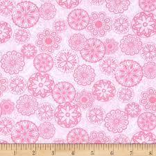 la vie en rose girls cameos pink discount designer fabric