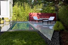 Pool Ideas For Small Backyard Fantastic Small Backyard Pools Ideas In Landscape Contemporary