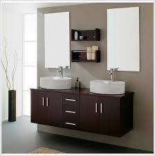 All Wood Bathroom Vanities by Contemporary Bathroom Vanity Ikea Wall Mounted Vanity Solid Wood