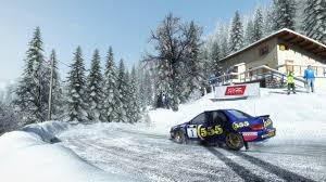 subaru rally wallpaper snow subaru impreza 555 1995 mcrae sainz racedepartment