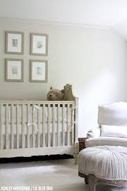 neutral nursery wall colors restoration hardware inspired