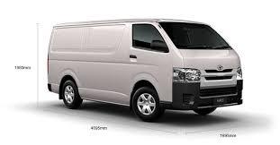 toyota wheelbase automatic turbo diesel wheelbase hiace toyota australia