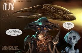 How Fast Is Light How Fast Is Your Spaceship Farscape By Loopydave On Deviantart
