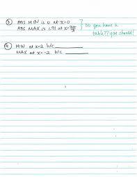 ap calculus ab homework