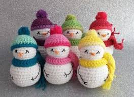 Amigurumi Christmas Ornaments - 25 unique christmas crochet patterns ideas on pinterest crochet
