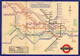 Boston Underground Map by Historical London Underground Maps