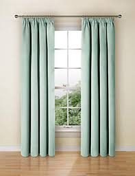 Dusty Blue Curtains Ready Made Curtains M U0026s