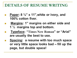 Best Resume Paper To Use by Resume Writing Workshop Introduction You Only Get One Chance To