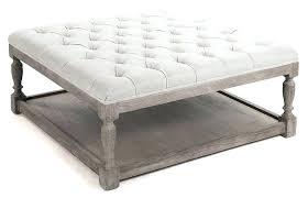 ottoman marble top coffee table with ottoman ottoman end table