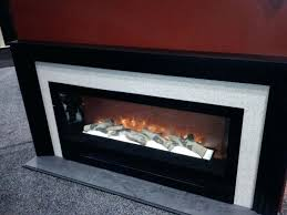 Fireplace Insert Electric Electric Fireplaces Insert Best Electric Fireplace Inserts Canada