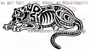aztec jaguar design by wildspiritwolf on deviantart