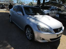 lexus san antonio i 10 2007 lexus is 250 sedan for sale in san antonio tx 11 777 on