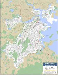 boston city map citywide maps boston planning development agency