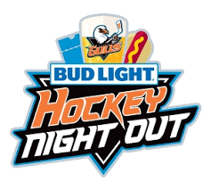Bud Light Logo Bud Light Hockey Night Out U2013 San Diego Gulls