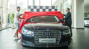 who owns audi car company virat kohli adds audi a8l w12 quattro priced rs 2 crore to