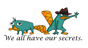 perry the platypus tattoo by fatal dreamer on deviantart